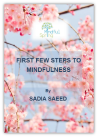 Get a free e-book on Mindfulness