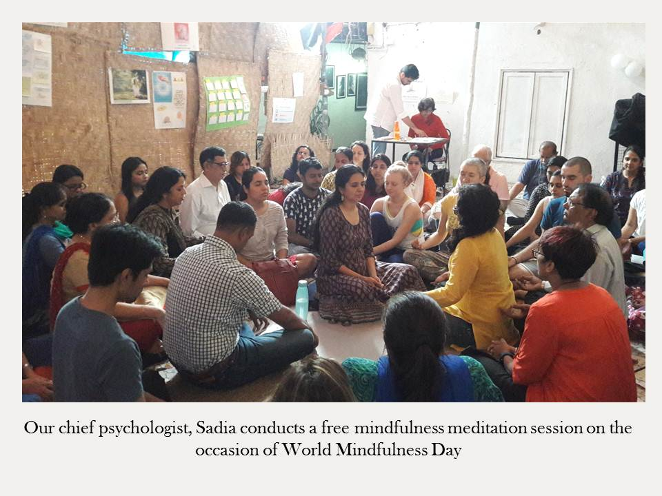 mindfulness day free session
